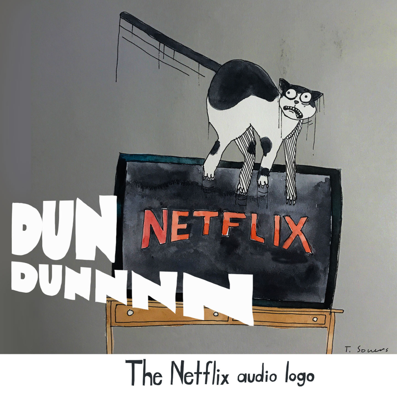 Nerflix-Audio-Logo