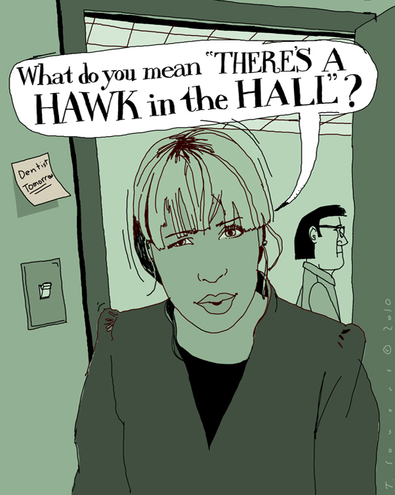 A Hawk In The Hall Andre Dawson