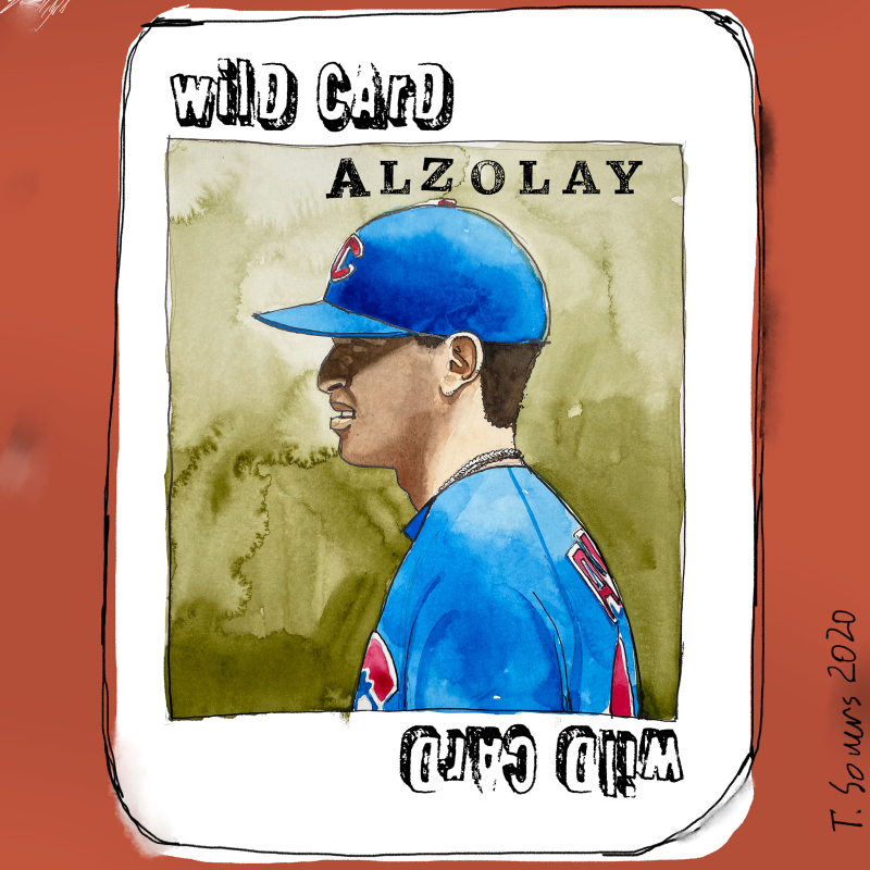 Cubs.WILDCARDS.Alzolay