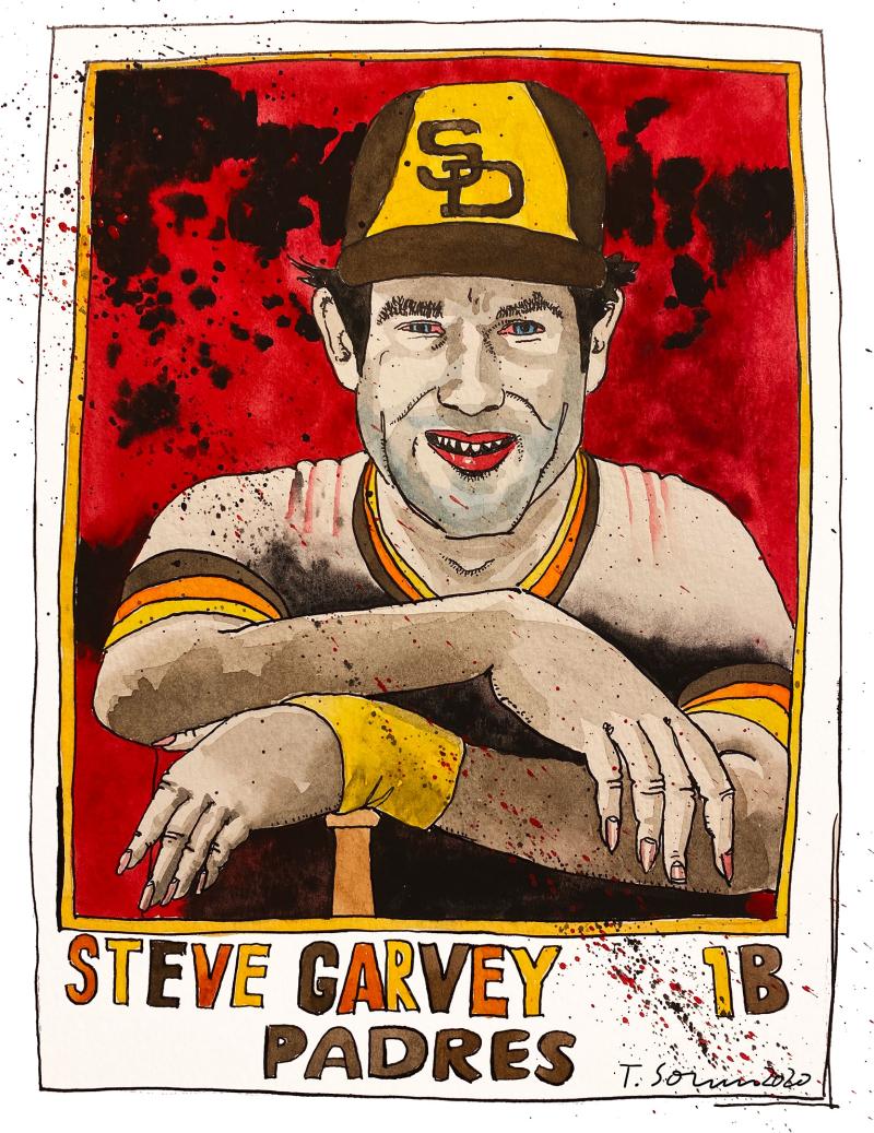 Steve-garvey
