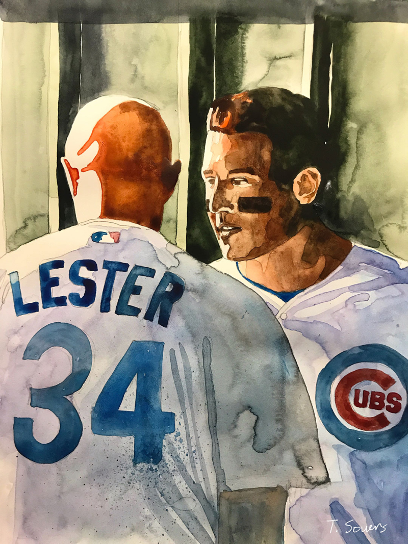 Anthony-Rizzo-returns -Lester-pitching -#Cubs