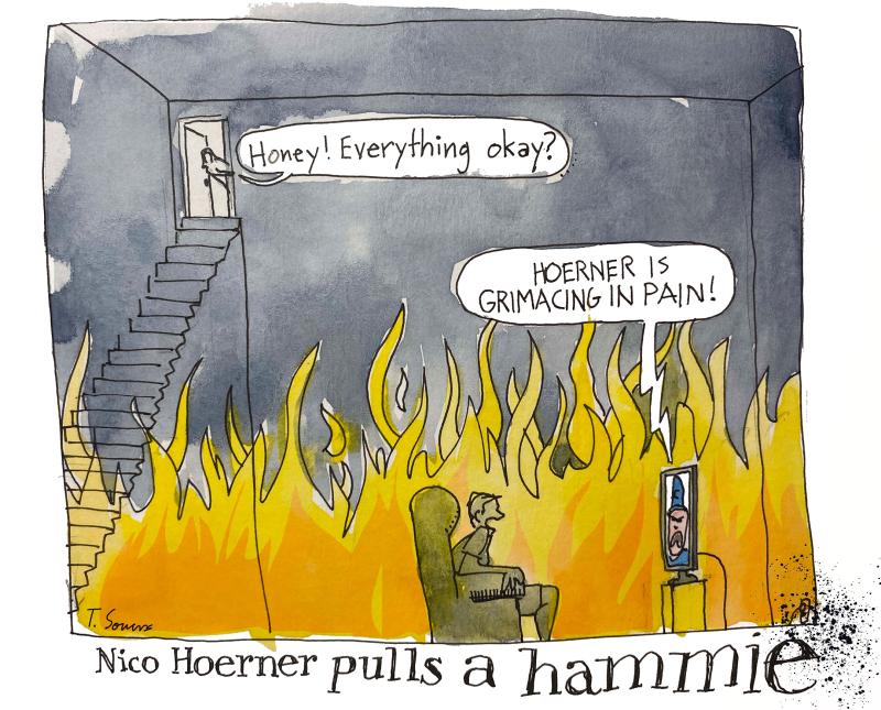 Hoerner-pulls-a-hammie
