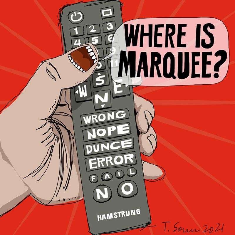 Finding-Marquee-Network