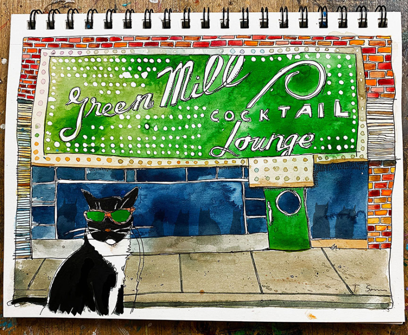 Green-Mill-Chicago -Cats