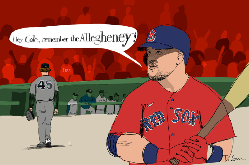 Schwarber-Red-Sox -Cole-Yankees