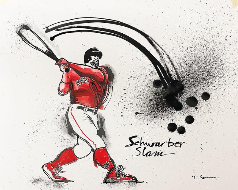 Schwarber-Grand-Slam