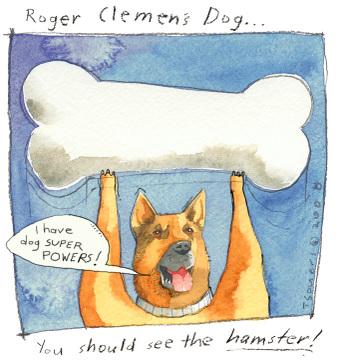 Rogerclemensdog